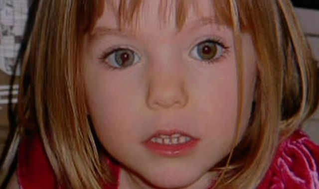 Madeleine McCann:  German police treating her disappearance as murder - prosecutors believe she is dead