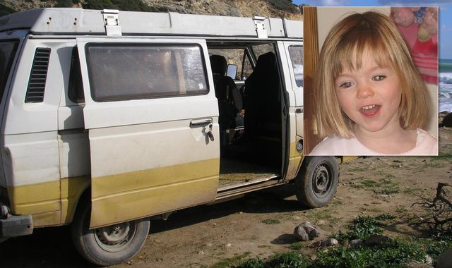 Madeleine McCann: Jailed German paedophile at centre of new police inquiry