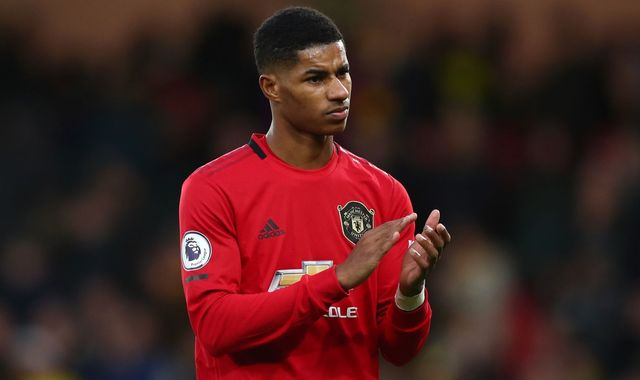 Manchester United star Marcus Rashford to be given honorary degree after school meals campaign