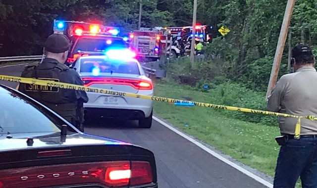 Missouri: Brothers, six and seven, die after crashing their grandparents' car into tree