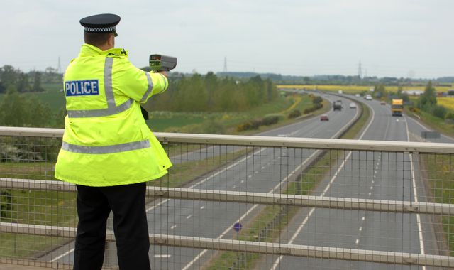 Coronavirus: Speeders put lives at risk on lockdown's empty roads