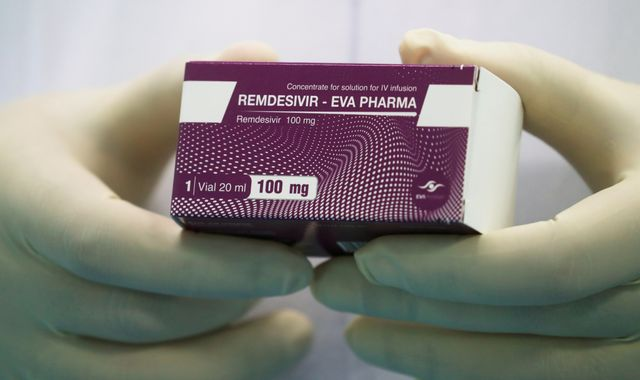 Coronavirus: US buys up almost entire world supply of COVID-19 drug remdesivir