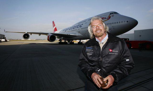 Coronavirus: Virgin Atlantic targets £900m rescue deal within days