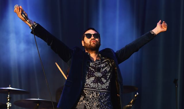 Kasabian frontman Tom Meighan quits band over 'personal issues' - but assures fans he'll 'see you all very soon'