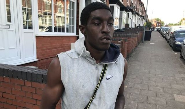 Birmingham man tasered by police says he was targeted because he is black