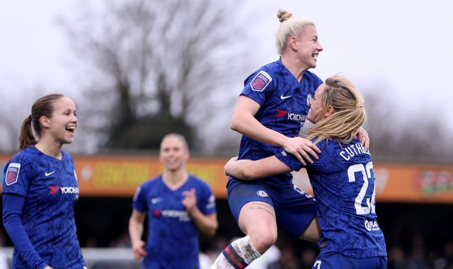 Women's Super League: Chelsea champions and Liverpool relegated as clubs agree outcome