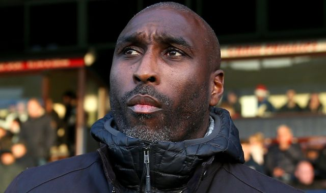 Sol Campbell leaves Southend by mutual consent