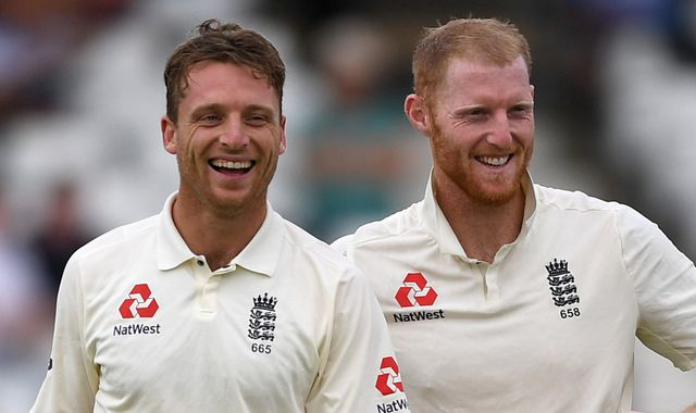 Ben Stokes and Jos Buttler captain England sides in intra-squad warm-up game