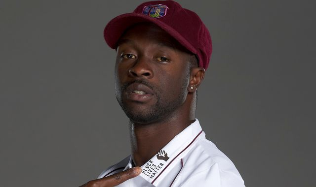 West Indies players to wear Black Lives Matter logo during England Test series