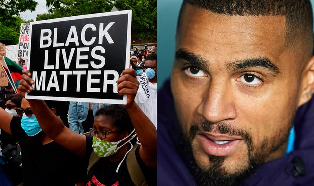 Kevin-Prince Boateng's anti-racism message: Too many players scared to stand
