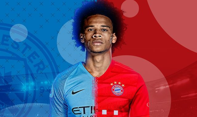Leroy Sane: Bayern Munich complete signing of Man City winger