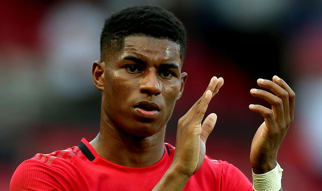 Marcus Rashford to receive honorary doctorate by University of Manchester