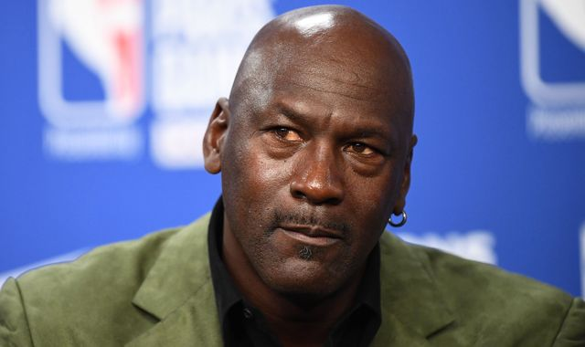Michael Jordan 'truly pained and plain angry' over George Floyd's death