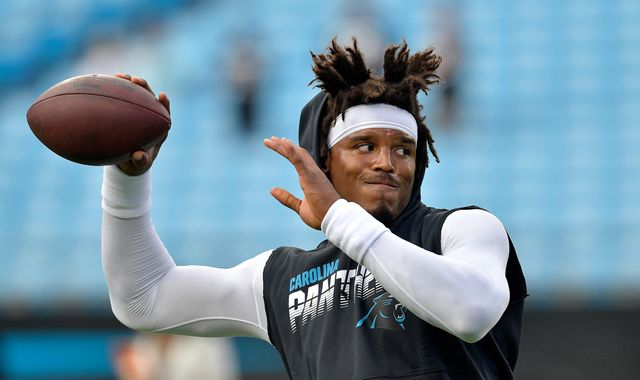 Cam Newton signs one-year New England Patriots contract