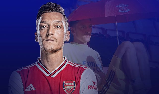 What is going on with Mesut Ozil? Paul Merson and Alan Smith give their verdict