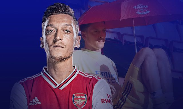 Mesut Ozil: Saga over Arsenal future to drag into next season?