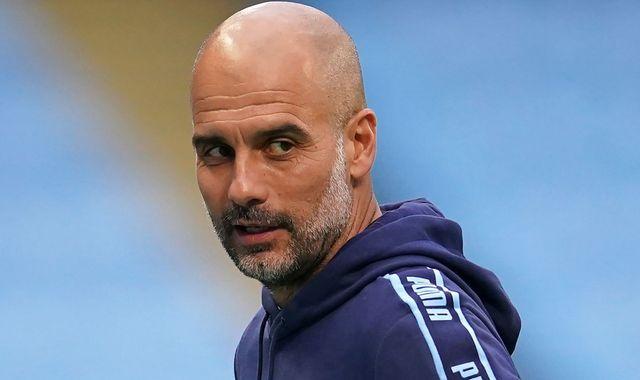 Manchester City boss Pep Guardiola says Jurgen Klopp and Jose Mourinho can call him to discuss FFP ruling