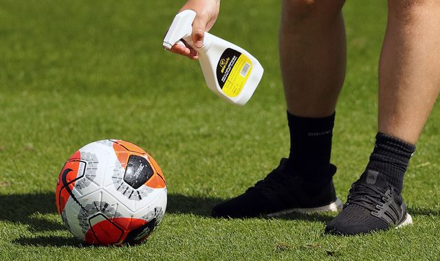 Premier League players may miss opener if they test positive for coronavirus this week