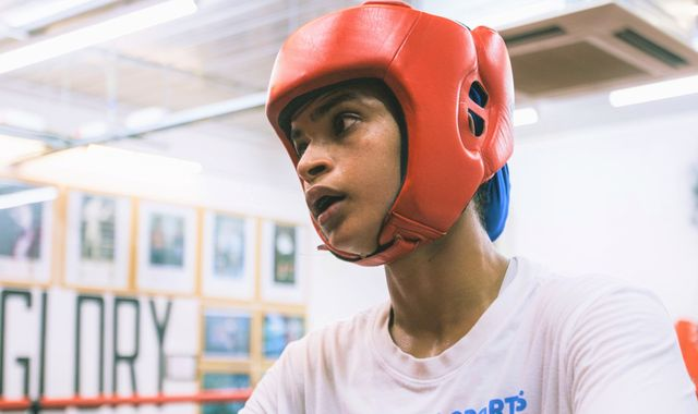 Ramla Ali to donate part of her professional boxing earnings to #BlackLivesMatter charities