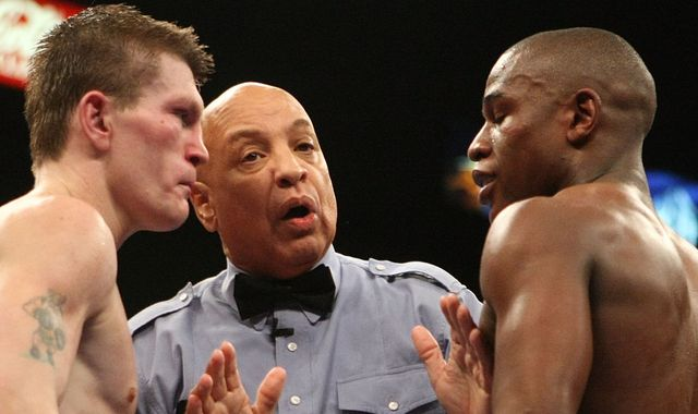 Ricky Hatton insists he could have beaten 'anyone including Floyd Mayweather' on his greatest night against Kostya Tszyu