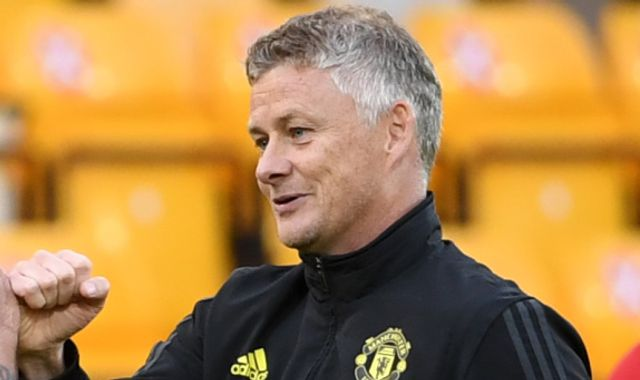 Ole Gunnar Solskjaer says time has come for Man Utd to win trophies