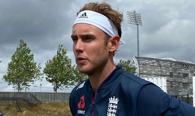 Stuart Broad wants Ashes intensity for England-West Indies Test series despite lack of crowd