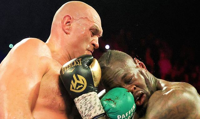 Tyson Fury's denial of glove tampering receives support from WBC president Mauricio Sulaiman