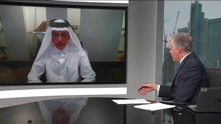 Qatar Airways CEO Akbar Al Baker on Ian King Live