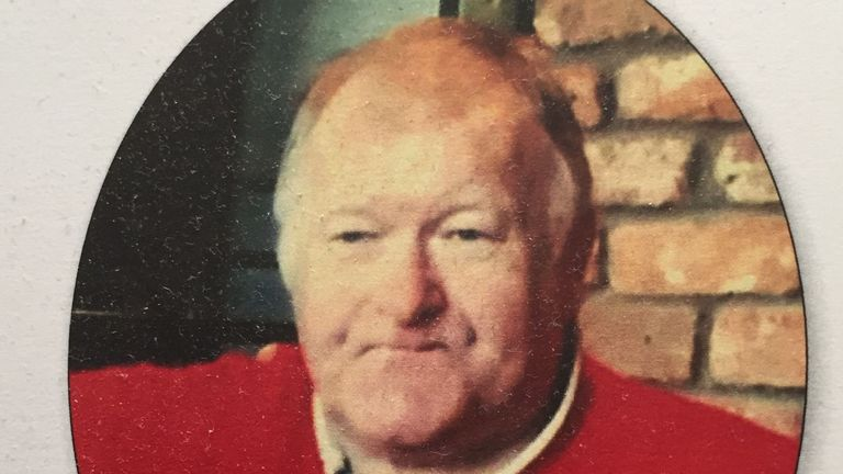 Allan Forbes, 70, who died after drunk driver Martin Henderson crashed into the bus stop he was waiting at in Aberdeen