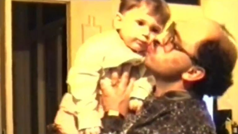 Anoosheh Ashoori is a family man, his wife said