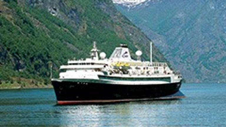 The Astoria is among the company's fleet of cruise ships. Pic: C&MV