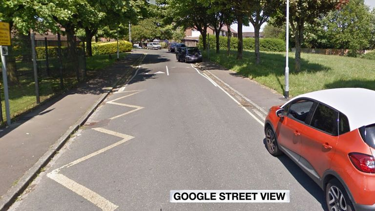 Balmoral Drive in Heywood. Pic: Google Maps