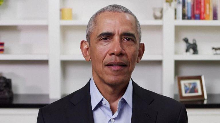 Obama still