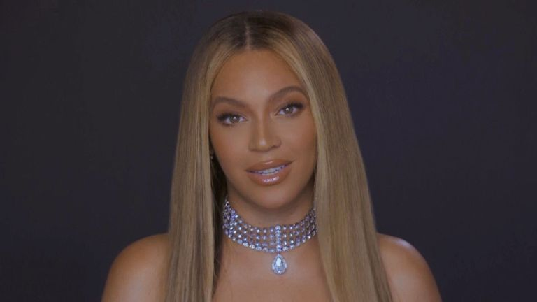 Beyonce said now is the time for people to take action and get out and vote