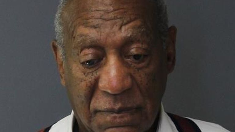 Cosby has been serving his sentence in a Philadelphia prison