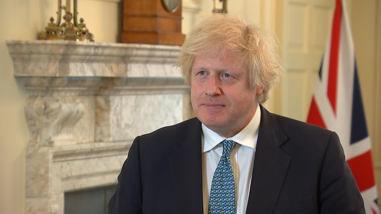 Prime minister Boris Johnson has held discussions with his EU counterparts over securing a Brexit deal.