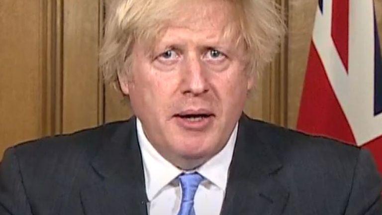 Boris Johnson hosts last daily coronavirus briefing
