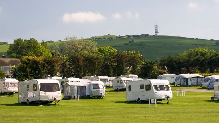 Britons are planning staycations for this summer