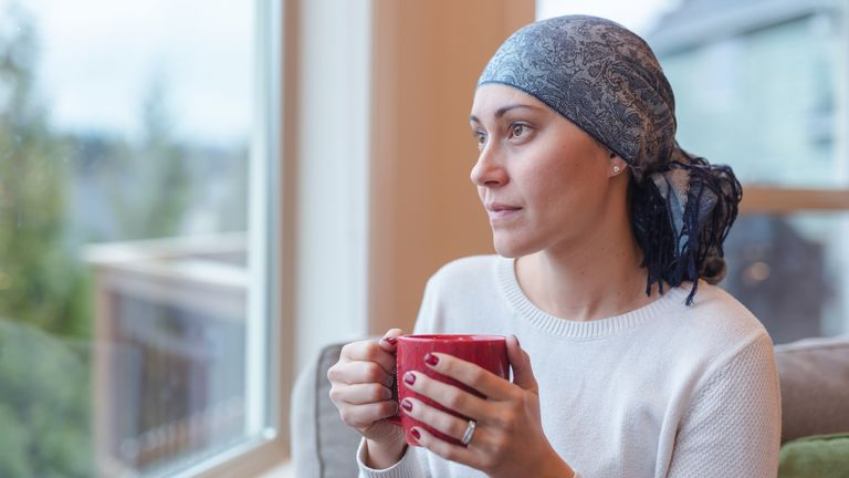 Cancer patients are too scared to leave the house