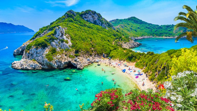 TUI will be flying to Corfu, Greece