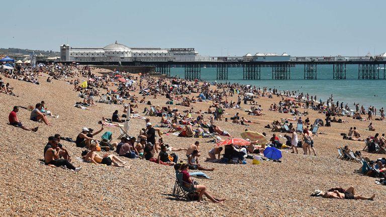 The Coastguard is urging people to 'follow the rules', saying 'coronavirus hasn't gone away'