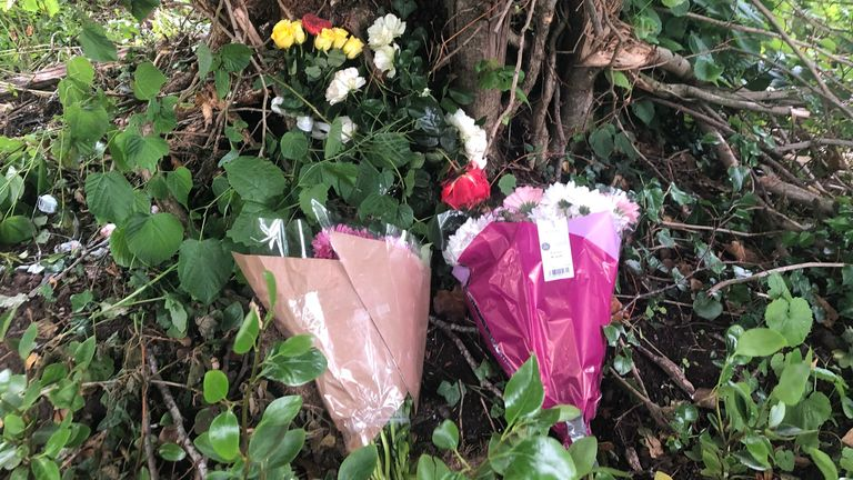 Father and two children killed while out on dog walk by suspected drink-driver are named