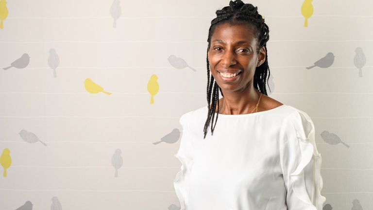 Dame Sharon White became chairman of the John Lewis Partnership in February