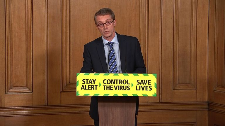 Professor Peter Horby of Oxford University said the drug would save 1 in 8 COVID patients in ICU, at a cost of around £40