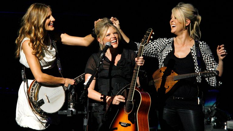 The Dixie Chicks have become The Chicks