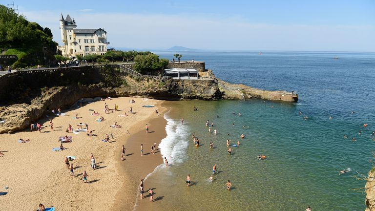 Holidays in France may not be possible for most British people this summer.