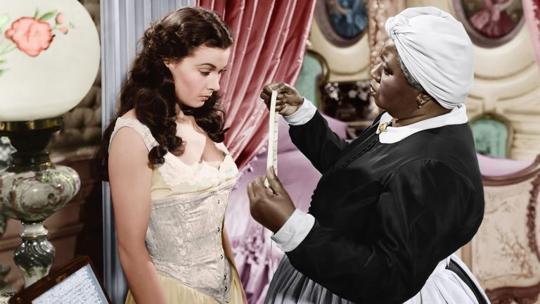 Gone With The Wind. Pic: Selznick/Mgm/Kobal/Shutterstock