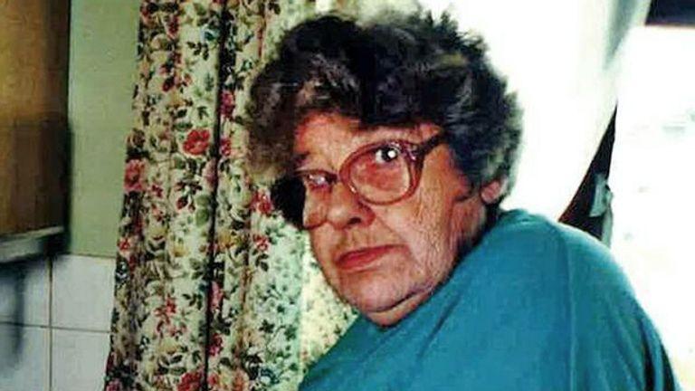 Hazel Backwell. Pic: Met Police/PA