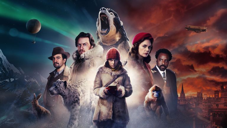 His Dark Materials. Pic: BBC/Bad Wolf/HBO