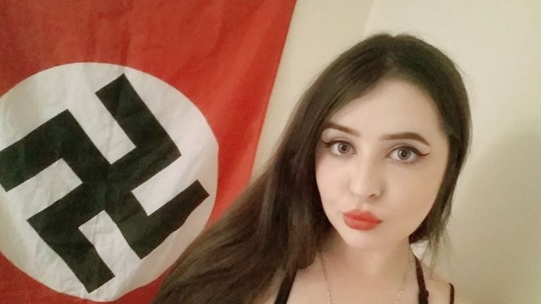 Alice Cutter was described in court as a neo-Nazi 'diehard'